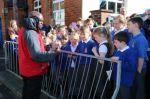 At school gates